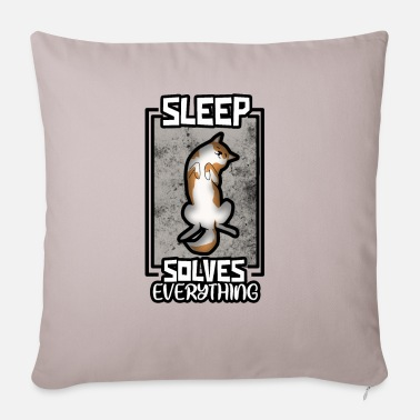 Sleep Sleep, sleep, sleep - Pillowcase 17,3'' x 17,3'' (45 x 45 cm)