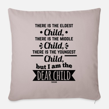 Reward Baby dear child son daughter - Pillowcase 17,3'' x 17,3'' (45 x 45 cm)