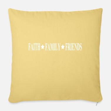 family - Pillowcase 17,3'' x 17,3'' (45 x 45 cm)
