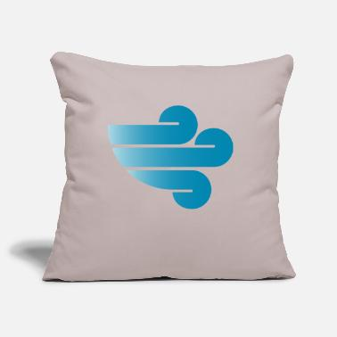 Wind wind - Pillowcase 17,3'' x 17,3'' (45 x 45 cm)