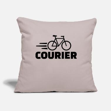 Courier Bike courier - Pillowcase 17,3'' x 17,3'' (45 x 45 cm)