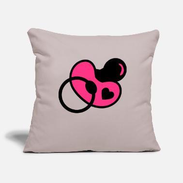 Pacifier Pacifier - Pillowcase 17,3'' x 17,3'' (45 x 45 cm)