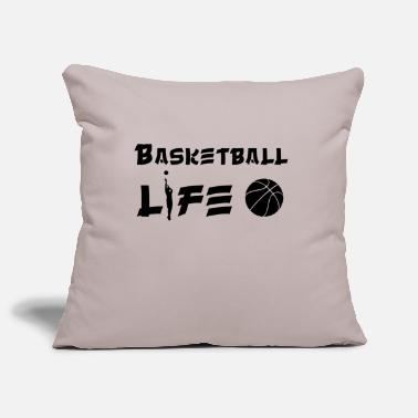 Basketball Life - Pillowcase 17,3'' x 17,3'' (45 x 45 cm)