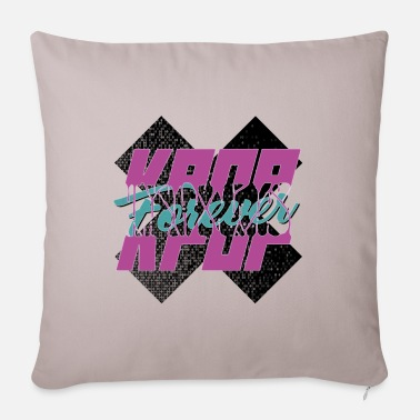 Kpop Community kpop forever - Pillowcase 17,3'' x 17,3'' (45 x 45 cm)