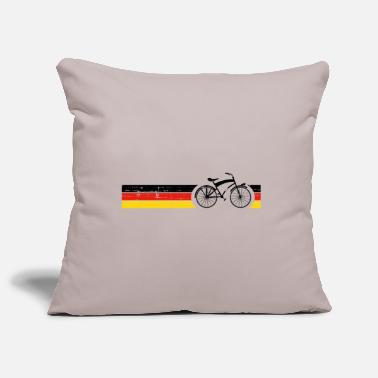 National Vélo National Colors National Germany Gift - Housse de coussin