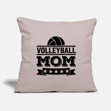 Beach Volleyball Volleyball mom mom mother gift - Pillowcase 17,3'' x 17,3'' (45 x 45 cm)