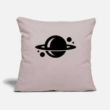 Planets planet - Pillowcase 17,3'' x 17,3'' (45 x 45 cm)