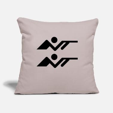 Shoot Shoot - Pillowcase 17,3'' x 17,3'' (45 x 45 cm)