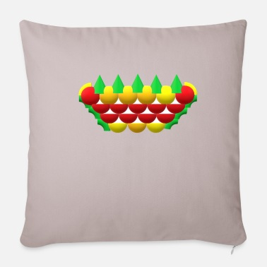 Fruity Fruity basket - Pillowcase 17,3'' x 17,3'' (45 x 45 cm)