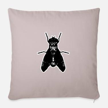 Fly Insect insect fly artistic - Pillowcase 17,3'' x 17,3'' (45 x 45 cm)