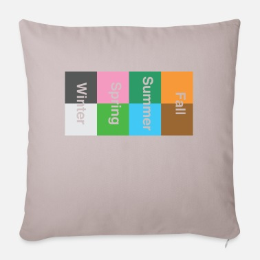 Season Seasons - Pillowcase 17,3'' x 17,3'' (45 x 45 cm)