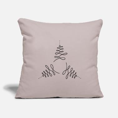 triskele unaloms - Pillowcase 17,3'' x 17,3'' (45 x 45 cm)