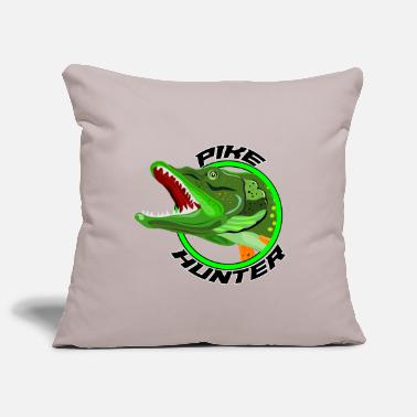 Pike Pike-pike - Pillowcase 17,3'' x 17,3'' (45 x 45 cm)