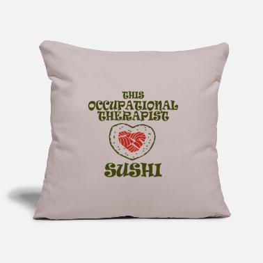 Occupation This occupational therapist - Pillowcase 17,3'' x 17,3'' (45 x 45 cm)