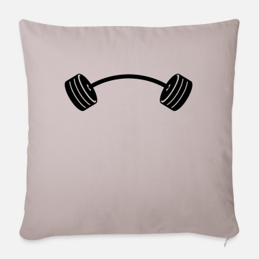Weights weights - Pillowcase 17,3'' x 17,3'' (45 x 45 cm)