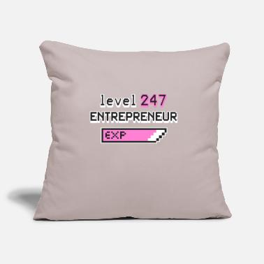 Ceo Level 247 Entrepreneur II - Pillowcase 17,3'' x 17,3'' (45 x 45 cm)