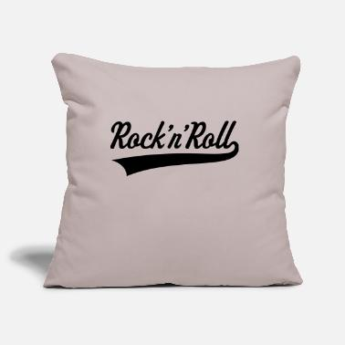 Rock N Roll Rock 'n' Roll / Rock And Roll / Rock & Roll - Housse de coussin