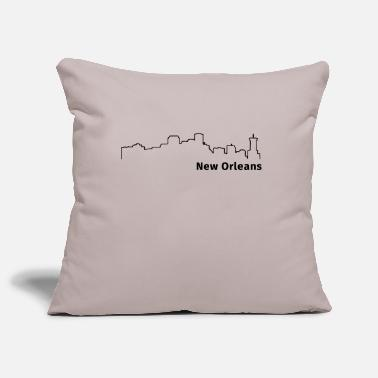 New Orleans New Orleans - Pillowcase 17,3'' x 17,3'' (45 x 45 cm)