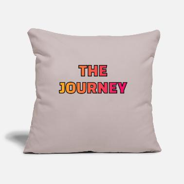 Journey The Journey - Pillowcase 17,3'' x 17,3'' (45 x 45 cm)