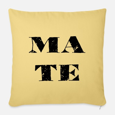 Mateusz Soul Mate Soul Mate Couple Man Woman Lake - Pillowcase 17,3'' x 17,3'' (45 x 45 cm)