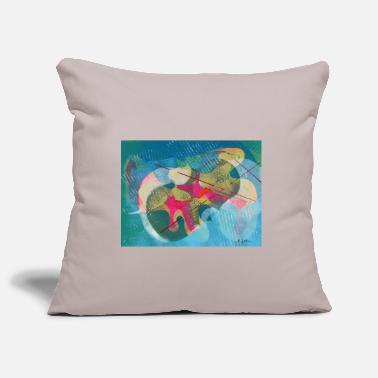 Series Cello & Violin - Pillowcase 17,3'' x 17,3'' (45 x 45 cm)