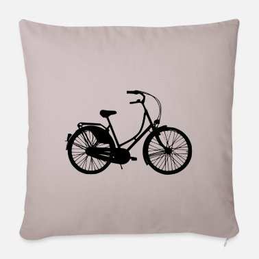Bicycle bicycle - Pillowcase 17,3'' x 17,3'' (45 x 45 cm)