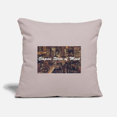 empire state of mind nyc new york - Pillowcase 17,3'' x 17,3'' (45 x 45 cm)