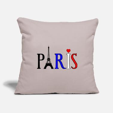 I Love Paris - Kissenhülle