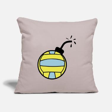 Waterpolo bombe waterpolo - Housse de coussin