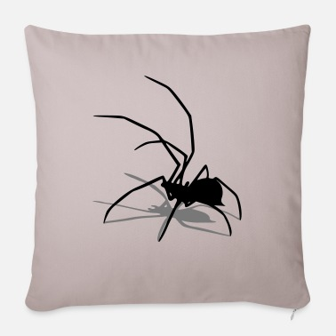 Spider spider spider - Pillowcase 17,3'' x 17,3'' (45 x 45 cm)