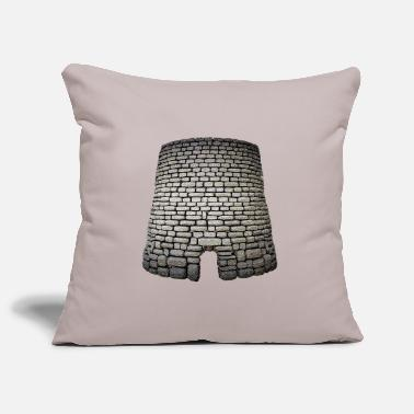 Nuraghe - Pillowcase 17,3'' x 17,3'' (45 x 45 cm)