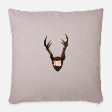 Horns horns - Pillowcase 17,3'' x 17,3'' (45 x 45 cm)