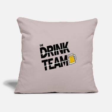 Drink Drink Team - Pillowcase 17,3'' x 17,3'' (45 x 45 cm)