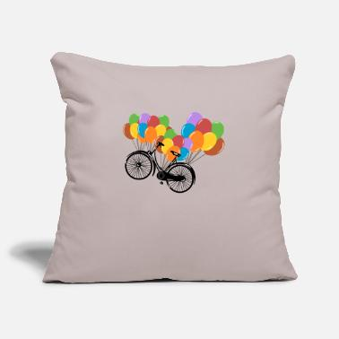 bicycle - Pillowcase 17,3'' x 17,3'' (45 x 45 cm)