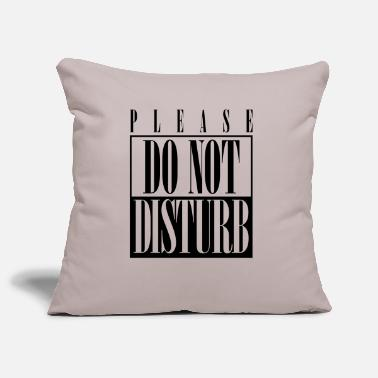Do Not Disturb - Housse de coussin