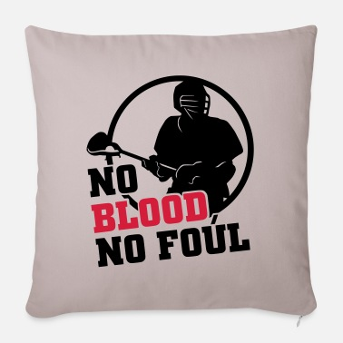 Foul No Blood No Foul - Pillowcase 17,3'' x 17,3'' (45 x 45 cm)