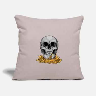 Mc Mc Fries - Pillowcase 17,3'' x 17,3'' (45 x 45 cm)