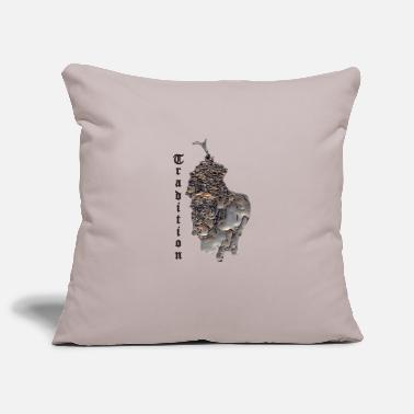 Tradition tradition - Pillowcase 17,3'' x 17,3'' (45 x 45 cm)