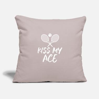 KISS MY ACE Double Racket - Copricuscino