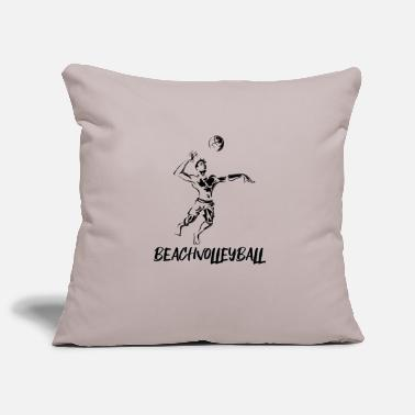 Beach Volley Beach volley - beach volley - pallavolo - Copricuscino