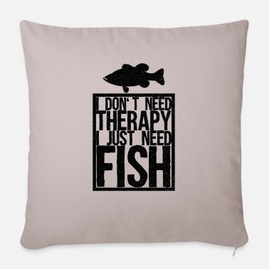 Fish Fish fish fish - Pillowcase 17,3'' x 17,3'' (45 x 45 cm)