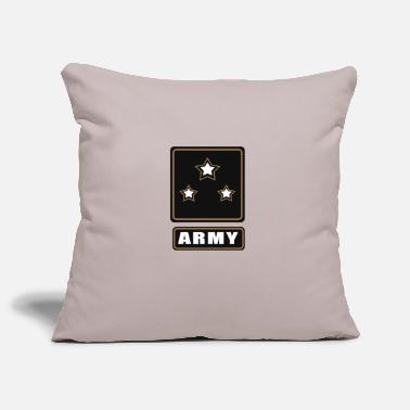 Army Army - Army - Army - Pillowcase 17,3'' x 17,3'' (45 x 45 cm)