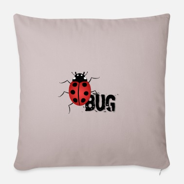 Bug Animals bug - animal bug - Pillowcase 17,3'' x 17,3'' (45 x 45 cm)