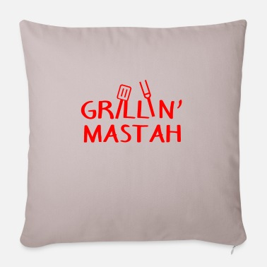 Grilling grill - Pillowcase 17,3'' x 17,3'' (45 x 45 cm)
