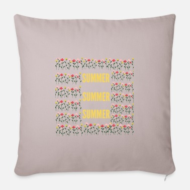 Summer SUMMER, SUMMER, SUMMER - Pillowcase 17,3'' x 17,3'' (45 x 45 cm)