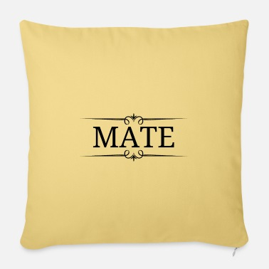 Mate Mate - Pillowcase 17,3'' x 17,3'' (45 x 45 cm)