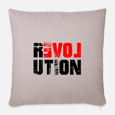 Revolution revolution LOVE - Kissenhülle