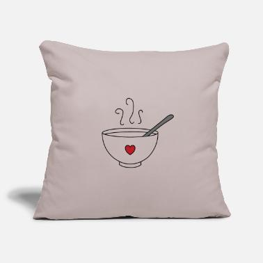 Soup Soup - Pillowcase 17,3'' x 17,3'' (45 x 45 cm)