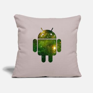 Android Androide - Funda de cojín