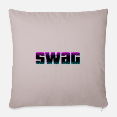 Swag Style swag SWAG Swag - Pillowcase 17,3'' x 17,3'' (45 x 45 cm)